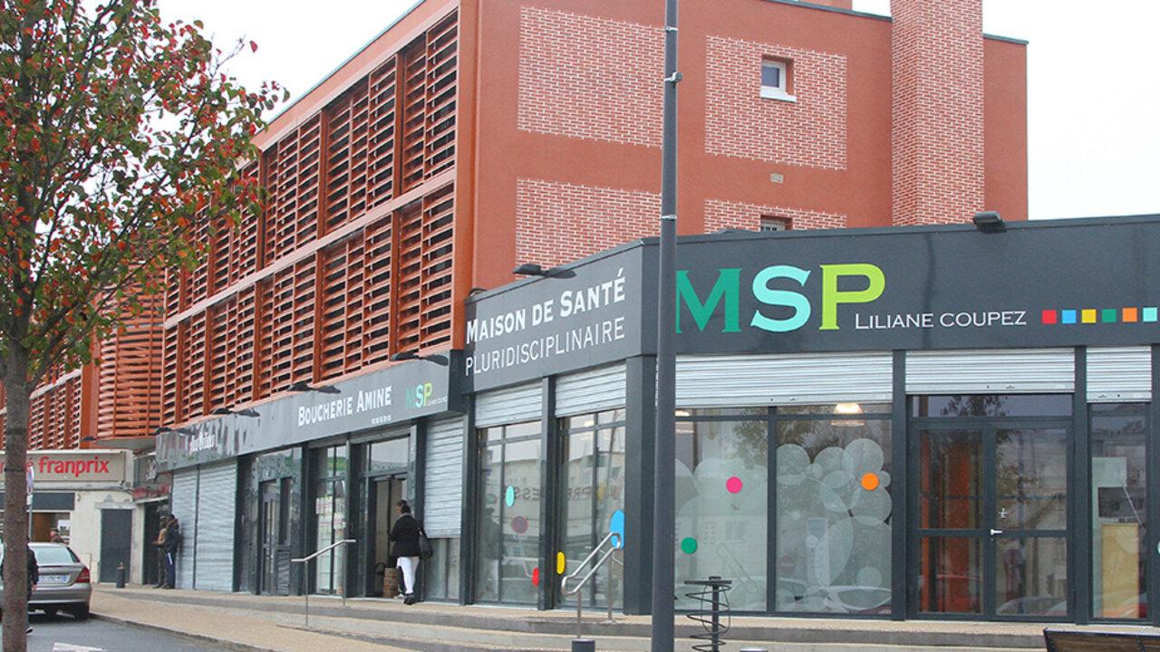 Maisons de santé pluridisciplinaire  Orléans métropole