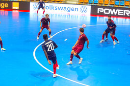 Futsal : France vs Moldavie