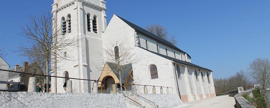 Ville La Chapelle St Mesmin