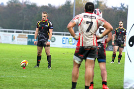 Rubgy : RCO vs Saint Junien