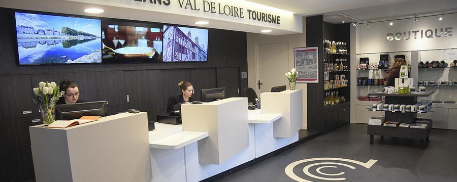 office de tourisme d'orleans