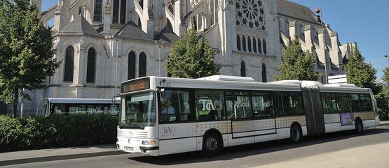 R seau tram bus car orl ans m tropole - Horaire tram orleans ligne a ...