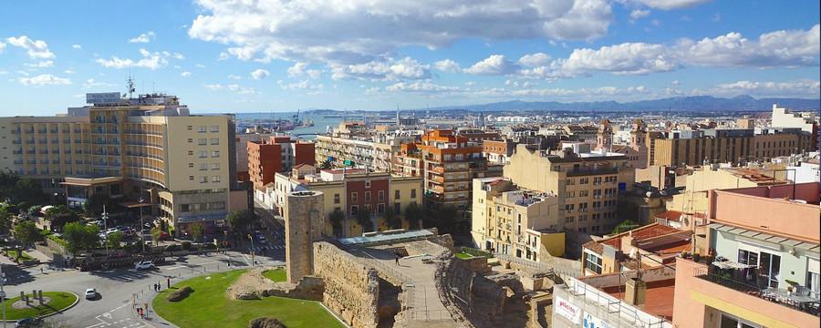 Tarragone Espagne Orl Ans M Tropole