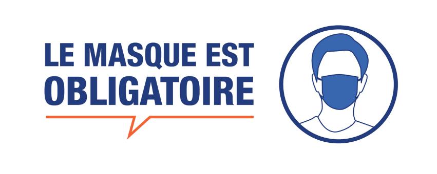 Port du masque obligatoire à La Source   Orléans métropole