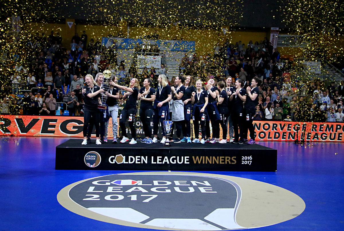 Golden League de handball - jour 2
